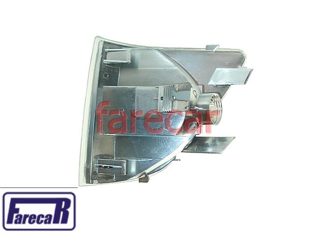 Lanterna Dianteira Pisca Seta Cristal MB Sprinter 97 a 02  - Farecar Comercio
