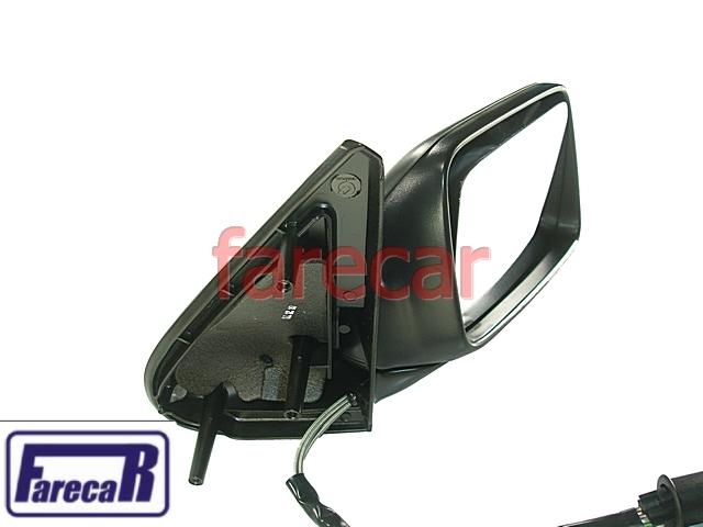Espelho Retrovisor Controle Alavanca Golf GL GLX 1992 a 1998  - Farecar Comercio