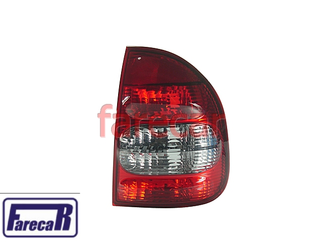 Lanterna Traseira Bolha Corsa Sedan e Classic Ate 2010  - Farecar Comercio