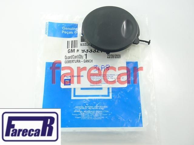 Tampa Cobertura do Gancho Reboque Parachoque Dianteiro Astra 03 a 10 Original GM  - Farecar Comercio