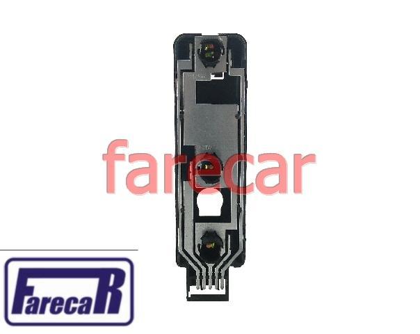 Soquete Circuito Lanterna Traseira Saveiro Bola e G3 98 a 03  - Farecar Comercio