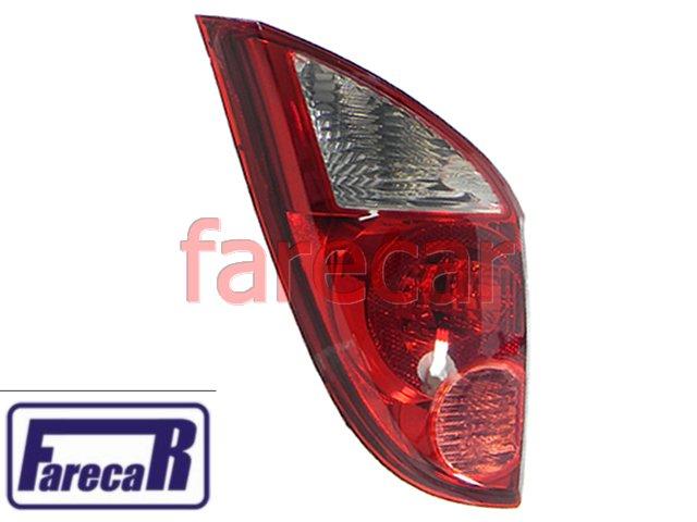 LANTERNA TRASEIRA GM CELTA 2007 A 2012 2008 2009 2010 2011 07 08 09 10 11 12  - Farecar Comercio