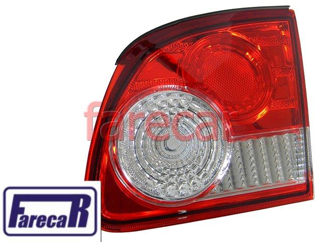 LANTERNA TRASEIRA DA TAMPA DA MALA GM CORSA CLASSIC 2011 2012 2013 11 12 13  - Farecar Comercio
