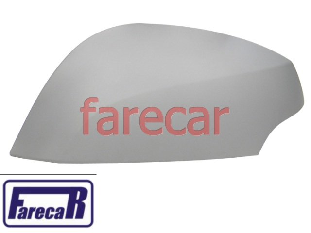 CAPA PRIMER DO ESPELHO RETROVISOR RENAULT FLUENCE 2010 A 2014 10 11 12 13 14 2011 2012 2013  - Farecar Comercio