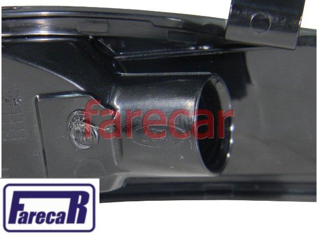 pisca lado esquerdo da capa do espelho retrovisor Original CS5513B381AA ford ka 2008 2009 2010 2011 2012 2013  - Farecar Comercio