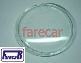 Lente Vidro Farol Milha Parachoque Renault Clio 2003 A 2012  - Farecar Comercio