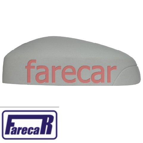 capa primer sem furo para pisca do espelho retrovisor Renault Logan 2014 2015 Sandero 2015 - 14 15  - Farecar Comercio