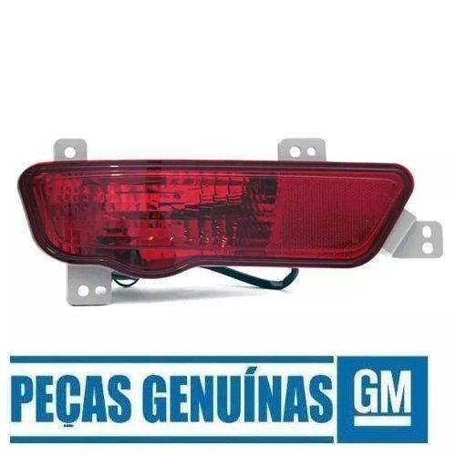 Lanterna de Neblina Refletor Parachoque Original GM 95240544 95486702 Cruze Hatch 2012 2013 2014 2015 2016  - Farecar Comercio