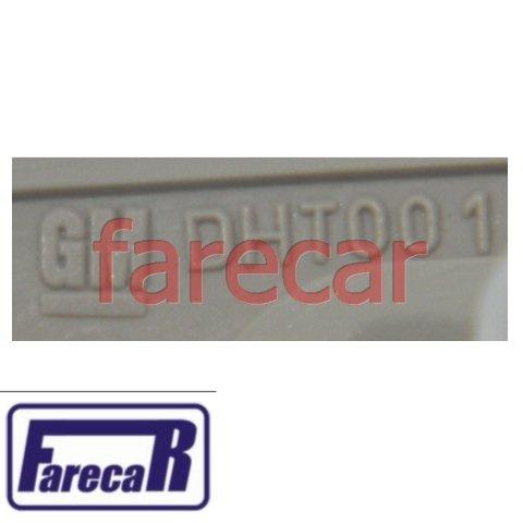 lanterna lateral teto luz de leitura cortesia com moldura original GM Corsa Astra Vectra Zafira Omega  - Farecar Comercio
