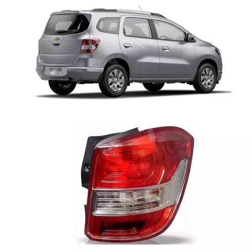 Lanterna traseira borda vermelha lado direito Fitam 36060D GM Spin 2012 2013 2014 2015 2016 2017 2018  - Farecar Comercio