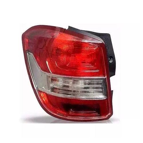 Lanterna traseira borda vermelha lado esquerdo Fitam 36060E GM Spin 2012 2013 2014 2015 2016 2017 2018  - Farecar Comercio
