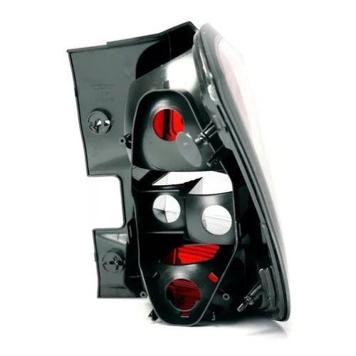 Lanterna traseira fume escura borda preta lado esquerdo Fitam 36062E GM Spin Activ 2012 2013 2014 2015 2016 2017 2018  - Farecar Comercio