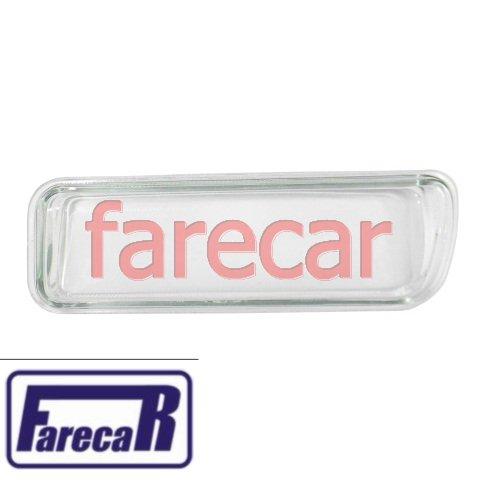 LENTE VIDRO FAROL MILHA DIREITO S10 S 10 S-10 E BLAZER 1995 1996 1997  - Farecar Comercio