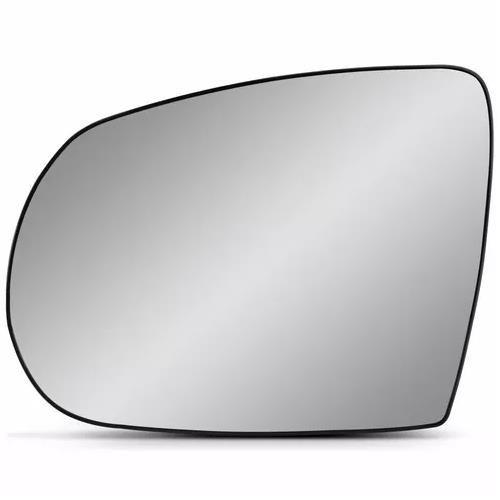 Subconjunto de Lente de Vidro Espelho Com Base do Retrovisor Metagal Lado Esquerdo Fiat Toro 2016 2017 2018 2019  - Farecar Comercio