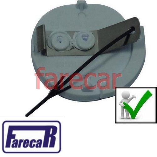 Tampa Furo Reboque Parachoque Dianteiro ORIGINAL GM 90464536 Vectra 1997 1998 1999 97 98 99  - Farecar Comercio