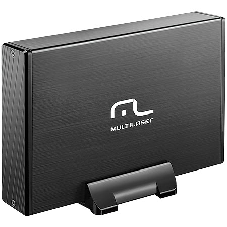 Case para HD Externo 3,5 Multilaser GA119