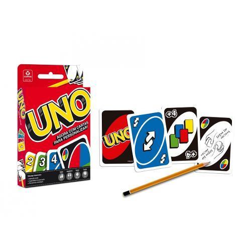 Jogo de Cartas UNO Copag 98190