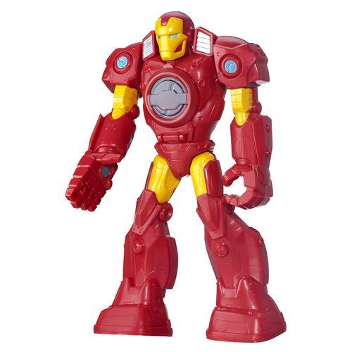 Boneco Playskool Super Hero Marvel 12 Homem de Ferro Hasbro B6016/6017 11536