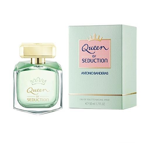 Perfume Antonio Banderas Queen OF Seduction Feminino 50ML