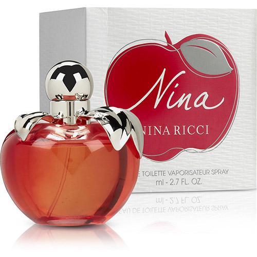 Perfume Nina Feminino Eau de Toilette 30ML Nina Ricci
