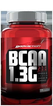 BCAA 1,3G - 120 COMP. - Body Action