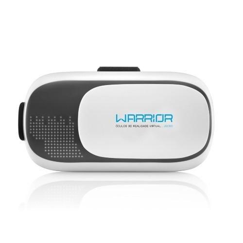 Oculos 3D Realidade Virtual Multilaser JS080