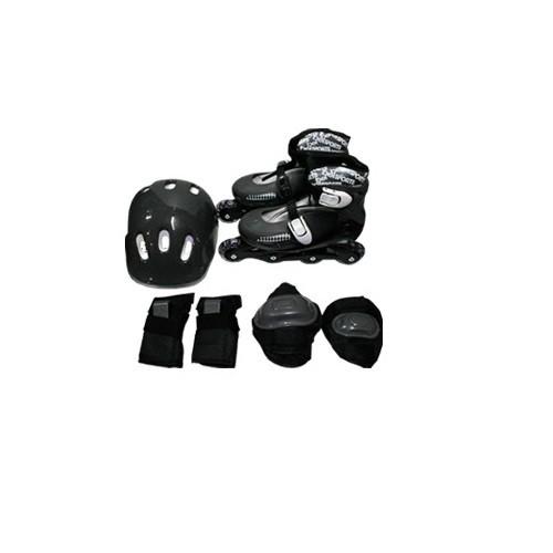 Kit Rollers Radical Completo P (30-33) Belfix 365100 Preto