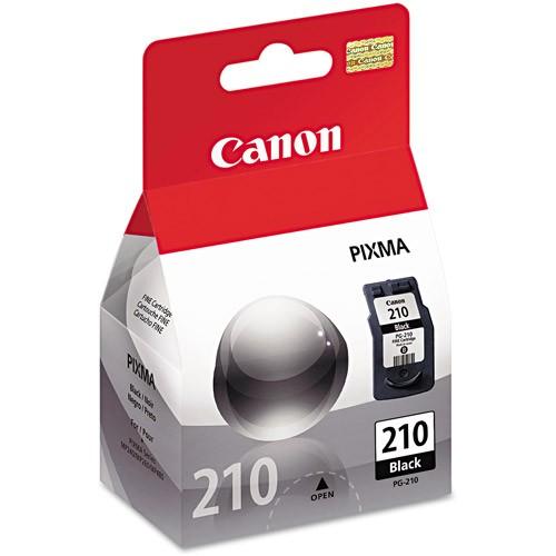 Cartucho Canon PG210 Preto