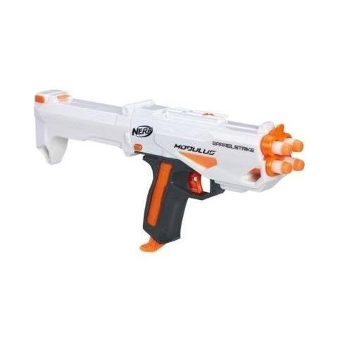 Lançador NERF Acessorio Modulus Blaster Barrelstrike Hasbro C0614 12296