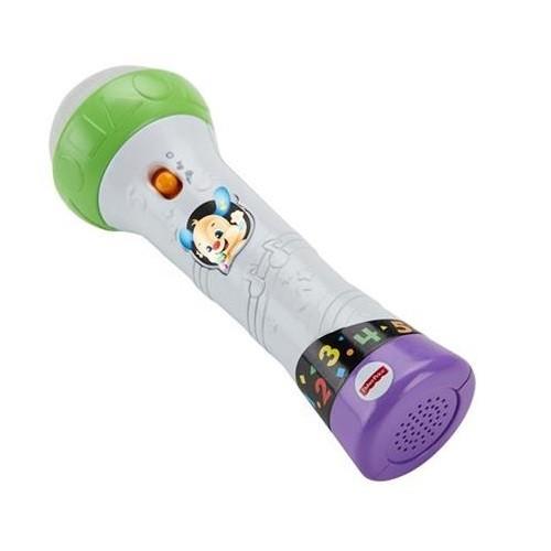 Microfone Aprender e Brincar Fisher Price Mattel FBR74