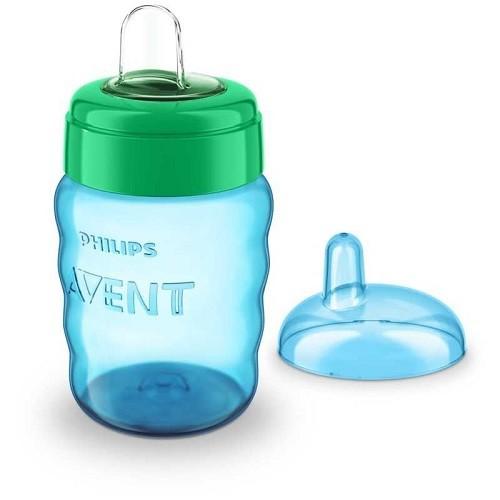 Copo EASY SIP CUP com Bico de Silicone Menino 260ML Philips AVENT SCF553/05