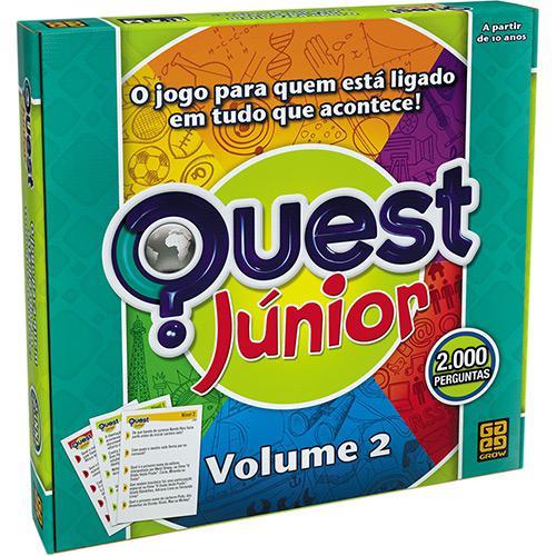 Quest Junior Volume 2 GROW 02975