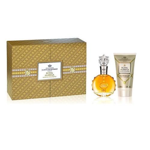 Coffret Marina de Bourbon Royal Diamond Feminino Eau de Parfum