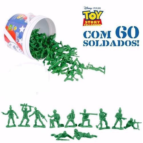 Balde Soldados TOY STORY TOYNG 26772