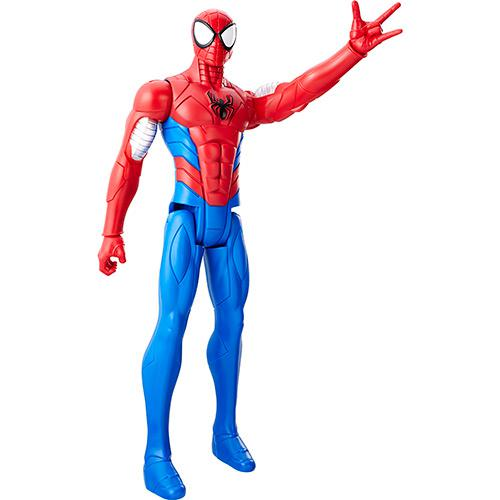Boneco HOMEM-ARANHA Titan Hero SPIDER-MAN Blindado Hasbro B9710/C0019 12023