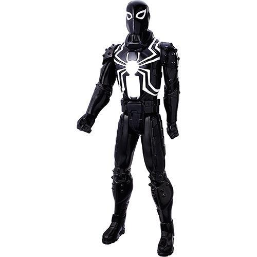 Boneco HOMEM-ARANHA Titan Hero AGENT Venom Hasbro B9710/C0022 12023