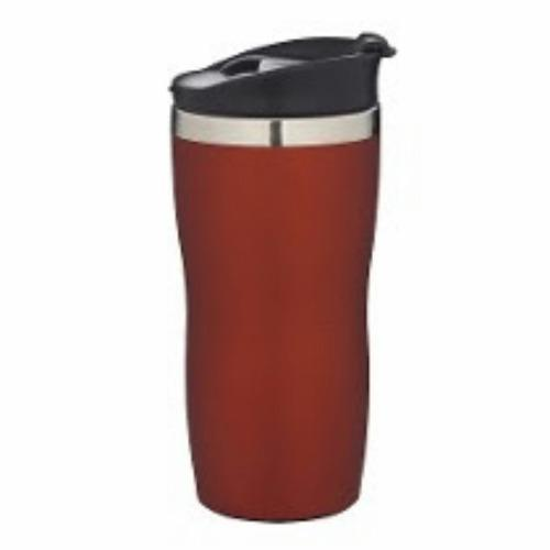 Copo AÇO INOX 450 ML Coffee TO GO MOR 008055 Laranja