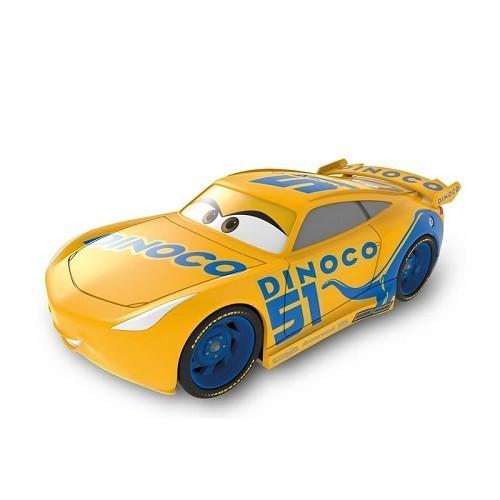 Carrinho de Fricçao Disney Pixar CARS 3 CRUZ Ramirez Amarelo TOYNG 29534