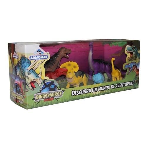 Dinossauros Evoluçao com 6 Adijomar 838