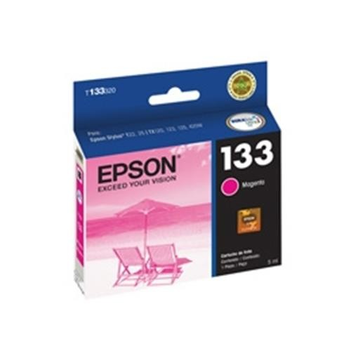 Cartucho EPSON T133320 Magenta - T133320-BR