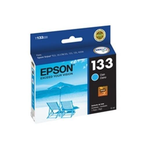 Cartucho EPSON T133220 Ciano - T133220-BR