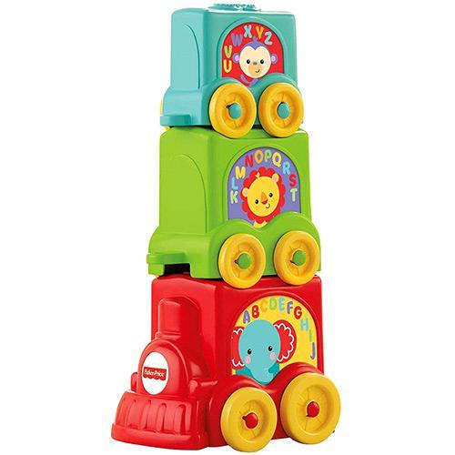 Trem dos Animais Fisher Price Mattel Y8653
