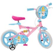 Bicicleta Cinderela ARO 12 Bandeirante 2443
