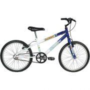 Bicicleta Ocean AZUL e Branca ARO 20 Verden 10010
