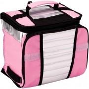 Bolsa Termica ICE 7,5L Multiuso Rosa MOR 3629