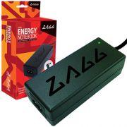 Fonte Notebook Universal 20V ZAGG ENERGY 65W FON0775-RS-C