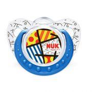 Chupeta Design Adore TREND BOY S1 AZUL NUK PA729274-1B
