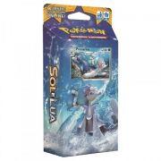 Pokemon SL 1 Starter DECK SOL e Lua Primarina Copag 97431