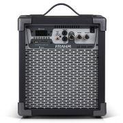 Caixa Amplificada FRAHM LC250 APP Preta 60W 31260