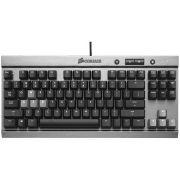 Teclado Gamer Mecanico K65 CHERRY MX RED - CH-9000040-NA
